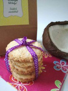Kókuszos keksz sütimix
